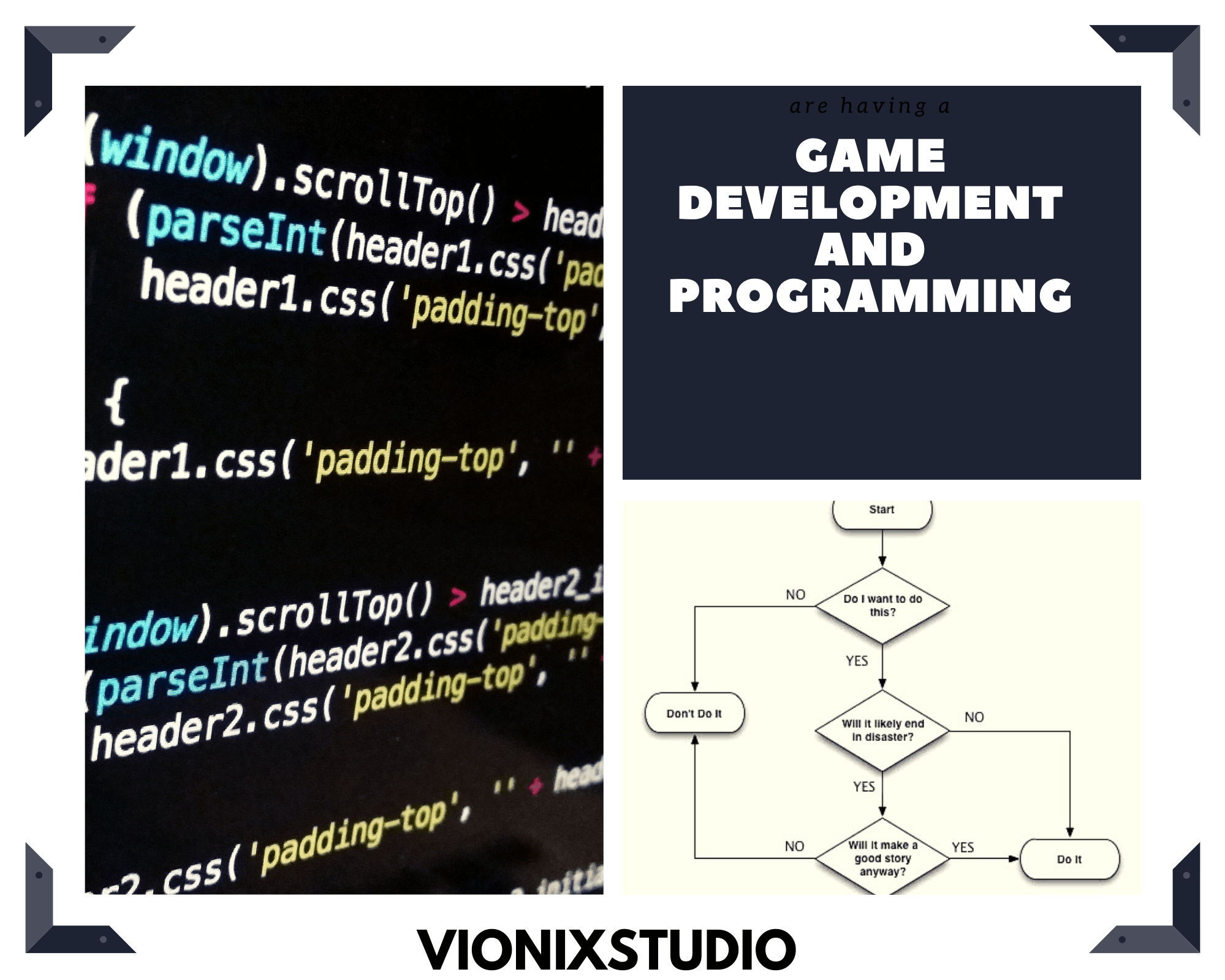 Game development and programming